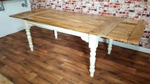swindon rustic oak turnbuckle extending dining table by inspire q classic extendable and chairs painted turned