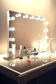 Dressing table lighting ideas Makeup Vanity Lights Ideas On Dressing Table Mirror With Led Mirror Sjcgscinfo Vanity Table With Mirror And Lights Sjcgscinfo