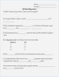 Magnetism-worksheet- & Component Electricity And Magnetism ...