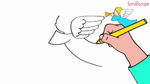 Comment Dessiner Un Ange