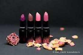 MAC Love Me Lipstick / Отзывы 2019 / Блог Life imitates art.