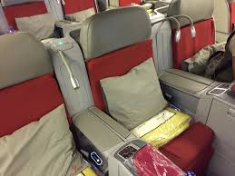 Flight Review Ethiopian Airlines Business Class 777