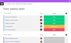 Dapulse Daily Task Management Template For Your Team Dapulse