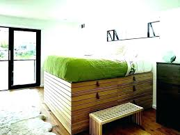elevated platform bed frame – bsmall.co
