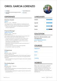 It Analyst Resumes The Best Business Analyst Resume Shows Courage