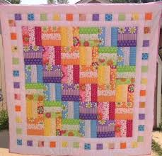 Bright Colors Baby Quilt | Easy patterns, Bright colours and Bright & Bright Colors Baby Quilt Adamdwight.com