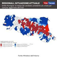Diretta elezioni regionali Emilia-Romagna e Calabria - YouTrend