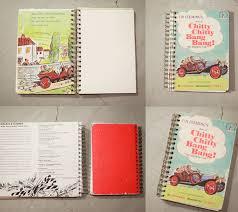 diy vine notebook