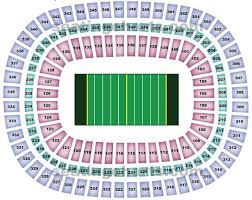 Atlanta Falcons Seating Chart Falconsseatingchart Com