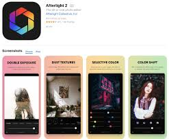 afterlight 2 photo editing app