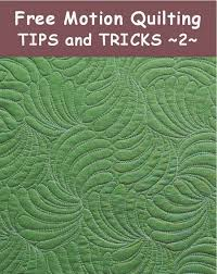 396 best Free-Motion Quilting Designs images on Pinterest | Quilt ... & Free Motion Quilting Tips II /Geta's Quilting Studio Adamdwight.com