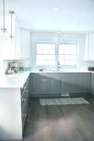 white and grey countertops white grey granite