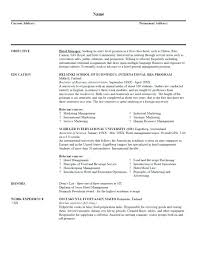 Host Resume Delectable Host Resume Sample Actor Model Template Example Tv Examples