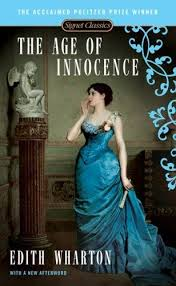 Image result for age of innocence book jacket