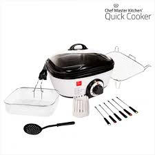 Robot De Cocina Quick Cooker_1