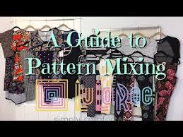 Lularoe Pattern Mixing
