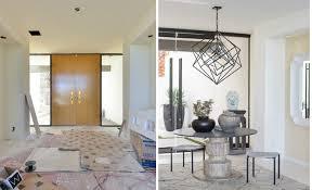 modern house design inside. before\u0026after: design transformations inside a mid-century modern home mid-century modern before\u0026after house design inside
