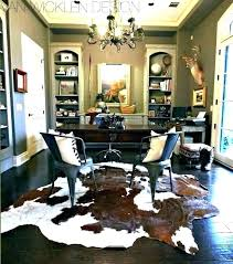 cowhide rug cow rugs ideas black and white floor an ikea australia