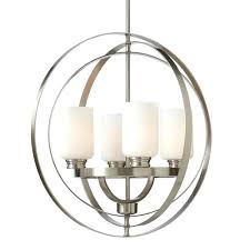 collection 4 light brushed nickel chandelier with shade home depot bronze lighting home depot chandelier light bulbs home depot chandelier chain covers