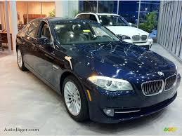 BMW 3 Series bmw 535i xdrive 2011 : 2011 BMW 5 Series 535i xDrive Sedan in Imperial Blue Metallic ...