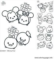 Disney Cuties Kleurplaten Coloring Pages Of On Kids N Shshiinfo
