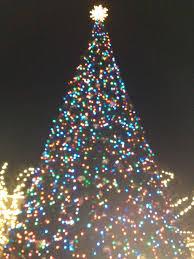 Columbus Ohio Tree Lighting Christmas Tree At Easton In Columbus Ohio Christmas