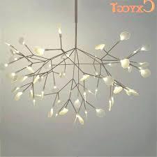 branches chandelier modern branch chandelier white tree branches chandeliers modern suspension hanging light throughout tree branch