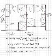 Long Narrow Master Bathroom Floor Plans  Best Bathroom 2017Small Narrow Bathroom Floor Plans