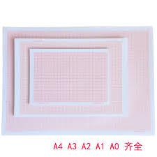 Usd 7 50 A4a3a2a1a0 Orange Calculation Paper Graph Paper Coordinate