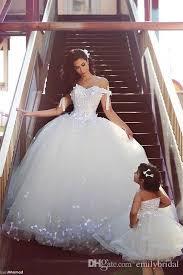 beautiful ball gown sweetheart princess wedding dresses 2017 3d