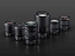 Nikon Nikkor Z Lens Roundup Dxomark