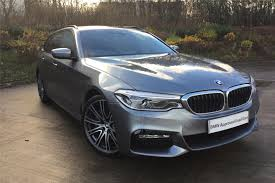 BMW 5 Series bmw 5 series touring xdrive : Used 2017 BMW 5 SERIES 530d xDrive M Sport 5dr Auto for sale in ...
