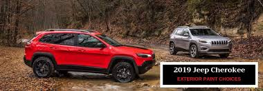 Jeep Grand Cherokee Trim Comparison Chart What Exterior Paint Color Choices Are Available For The 2019