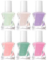 Essie Color Chart 2018 Essie Gel Couture Nail Polishes Summer 2016 See All The
