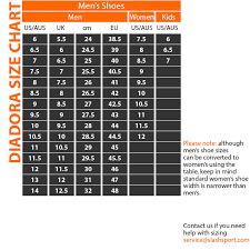 House Shoe Size Chart Diadora Cycling Shoes Size Chart Bike Store