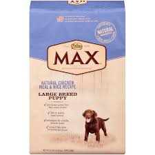 Nutro Max Large Breed Puppy Natural Chicken Meal Rice
