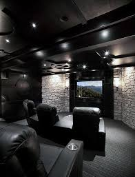 Small Picture 80 Home Theater Design Ideas For Men Movie Room Retreats