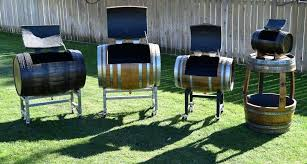 furniture made from barrels. Furniture Made Out Of Wine Barrels Custom Barrel Glen From