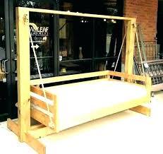 hanging bed frame hanging bed frame hanging bed frame outdoor bed frame hanging bed platform being