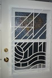 Decorative Security Grilles For Windows Toronto Custom Metal Railings Stairs Bars Grills Photo Gallery
