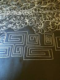 46 best Stippling quilts images on Pinterest | Knitting tutorials ... & Free from stipple free motion quilting. Machine ... Adamdwight.com