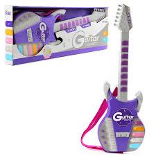 <b>Гитара</b> Электронная на батарейках 69,5Х27см, <b>Veld co</b> — купить ...