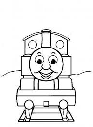 Give a present for your kids. Thomas The Train Train Coloring Pages Coloring Books Thomas The Train