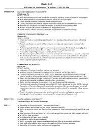 corrosion technician corrosion technician resume samples velvet jobs