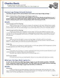 Graphic Design Service Agreement Template - Nankosoul.com