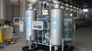 Nitrogen Gas Piping Design 6 Bar Oil Filing Industrial Nitrogen Generator Gas Filling