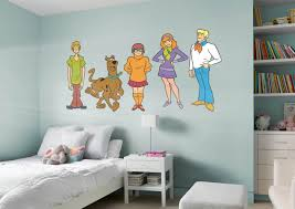 scooby doo collection fathead wall decal
