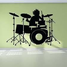 drum wall art drum set metal wall art on metal drum set wall art with drum wall art drum set metal wall art greenconshy