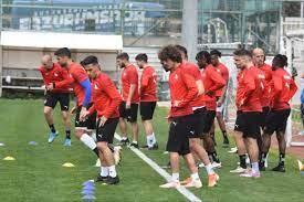 BB Erzurumspor Antalyaspor maçı hazırlıklarını tamamladı - Erzurum haber
