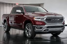 2019 Ram 1500 Limited Gets Best Interior Nod From WardsAuto ...